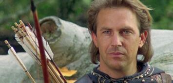 Bild zu:  Kevin Costner 1991 als König der Diebe