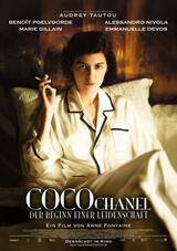 Coco Chanel - Der Beginn einer Leidenschaft - Poster