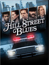 Polizeirevier Hill Street - Poster