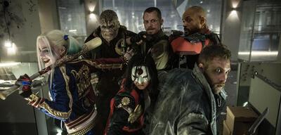 Das Suicide Squad in Erwartung des Regisseurs?