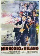 Das Wunder von Mailand - Poster