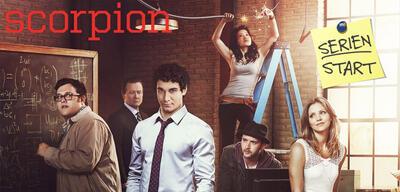 Die CBS-Serie Scorpion