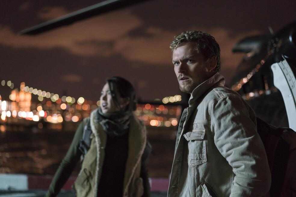 Marvel's The Defenders, Marvel's The Defenders Staffel 1 mit Jessica Henwick und Finn Jones