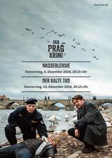 Der Prag-Krimi: Der kalte Tod - Poster