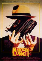 Naked Lunch - Poster
