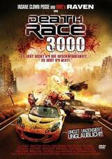 Death Race 3000 - Poster