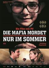Die Mafia mordet nur im Sommer - Poster