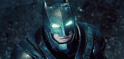 Batman in Zack Snyders Batman v Superman