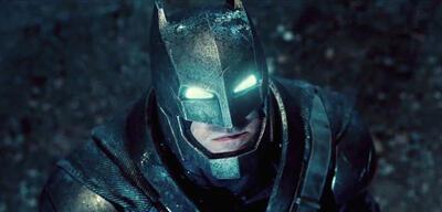 Batman in Zack Snyders Batman v Superman