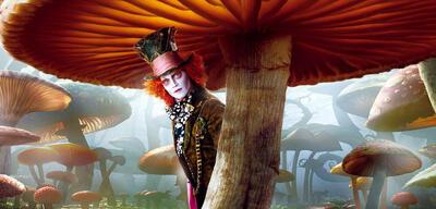 Alice im Wunderland: Hinter den Spiegeln - Johnny Depp als der Hutmacher