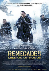 Renegades - Mission of Honor  Poster