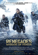 Renegades - Mission of Honor 	 - Poster