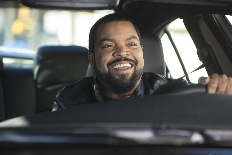 Ride Along mit Ice Cube