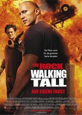 Walking Tall - Auf eigene Faust - Poster