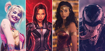 Bild zu:  Birds of Prey / Black Widow / Wonder Woman 1984 / Venom 2