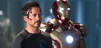 Bild zu:  Robert Downey Jr. in Iron Man 3