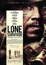 Lone Survivor - Poster