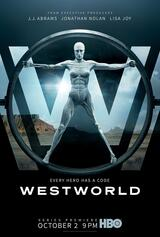 Westworld - Staffel 1 - Poster