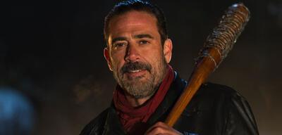 Jeffrey Dean Morgan in The Walking Dead