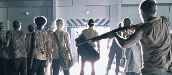 In Folge 5 von The Walking Dead hat die Gruppe die jüngsten Ereignisse zu verdauen.