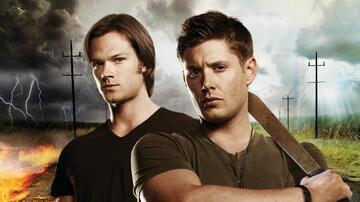 Jared Padalecki und Jensen Ackles in Supernatural