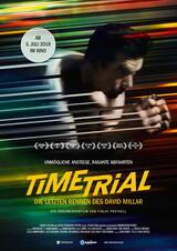 Time Trial - Die letzten Rennen des David Millar - Poster