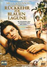 Rückkehr zur blauen Lagune - Poster