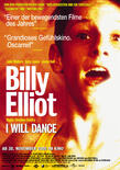 Billy elliot i will dance poster