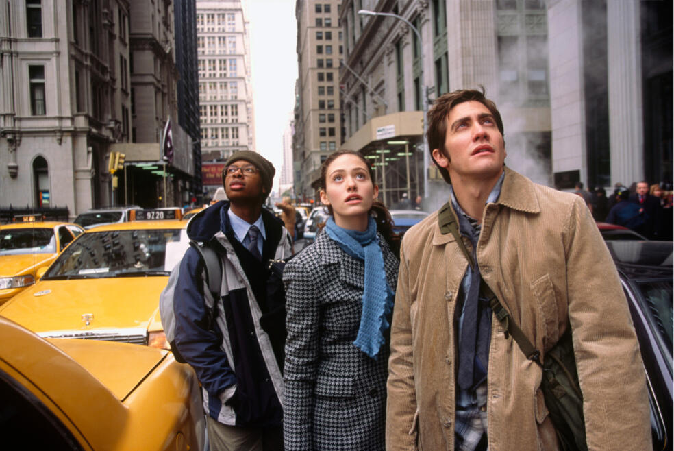 The Day After Tomorrow mit Jake Gyllenhaal und Emmy Rossum
