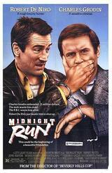 Midnight Run - 5 Tage bis Mitternacht - Poster