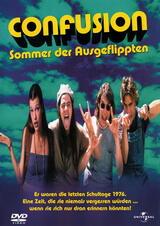 Confusion - Sommer der Ausgeflippten - Poster
