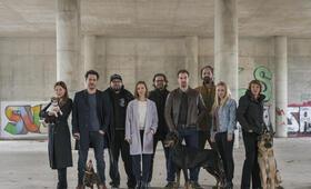 Dogs of Berlin mit Hannah Herzsprung, Fahri Yardim, Anna Maria Mühe, Katharina Schüttler, Katrin Sass, Christian Alvart, Felix Kramer und Frank Lamm - Bild 14