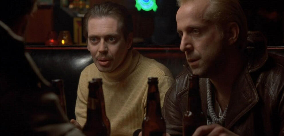 Steve Buscemi und Peter Stormare in Fsargo