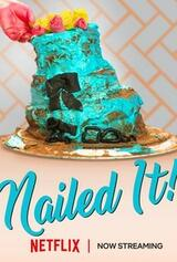 Nailed It! - Staffel 2 - Poster