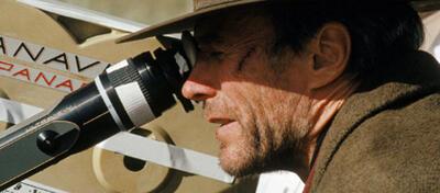 Clint Eastwood am Set von Erbarmungslos