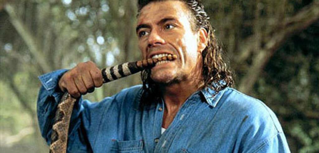 Jean-Claude van Damme war die Rolle nicht anspruchsvoll genug