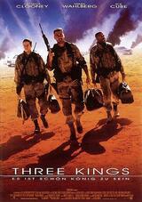 Three Kings – Es ist schön König zu sein - Poster