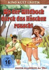 Wo der Wildbach durch das Höschen rauscht - Poster