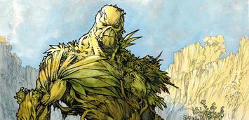 Bild zu:  Swamp Thing