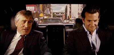 Robert de Niro und Bradley Cooper in Ohne Limit