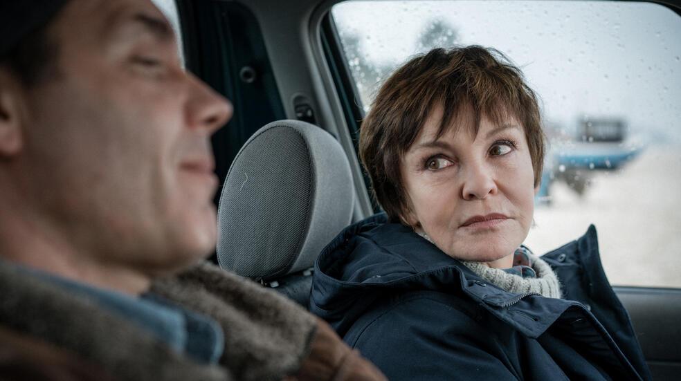 Schmerzgrenze - Der Usedom-Krimi mit Katrin Sass und Max Hopp