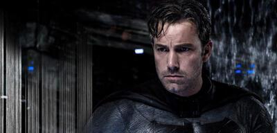 Der aktuelle Batman Ben Affleck hat gut zu tun.
