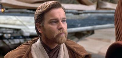 Ewan McGregor als Obi-Wan Kenobi in Star Wars: Episode III - Die Rache der Sith