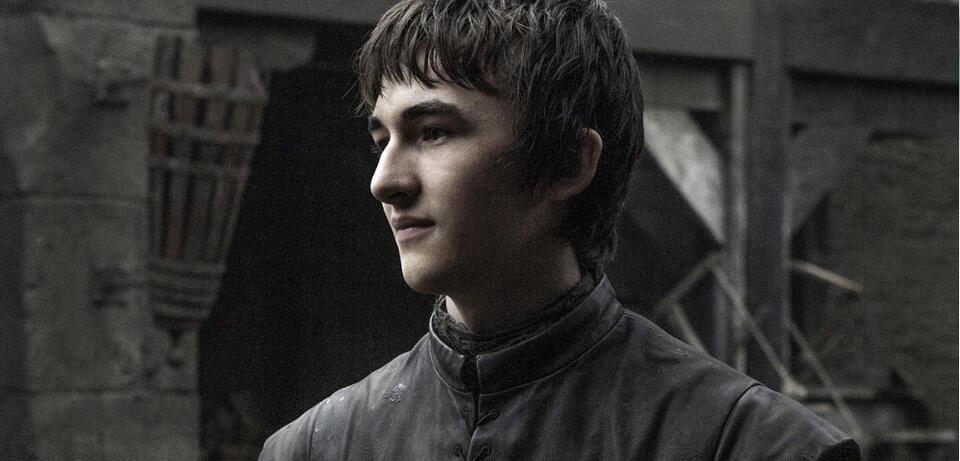 Noch nicht von Ramsay den Hunden vorgeworfen: Bran Stark