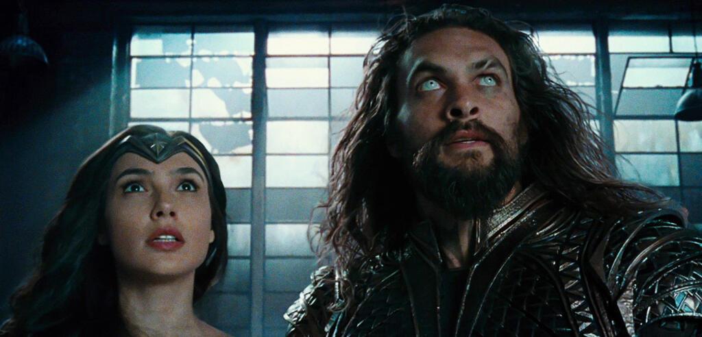 Wonder Woman und Aquaman
