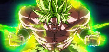 Bild zu:  Broly als Super-Saiyajin Full Power
