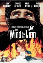 Der Wind und der Löwe Poster
