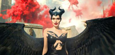 Angelina Jolie in Maleficent 2: Mächte der Finsternis