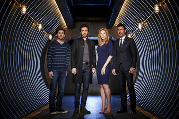 Salvation, Staffel 1: Cast