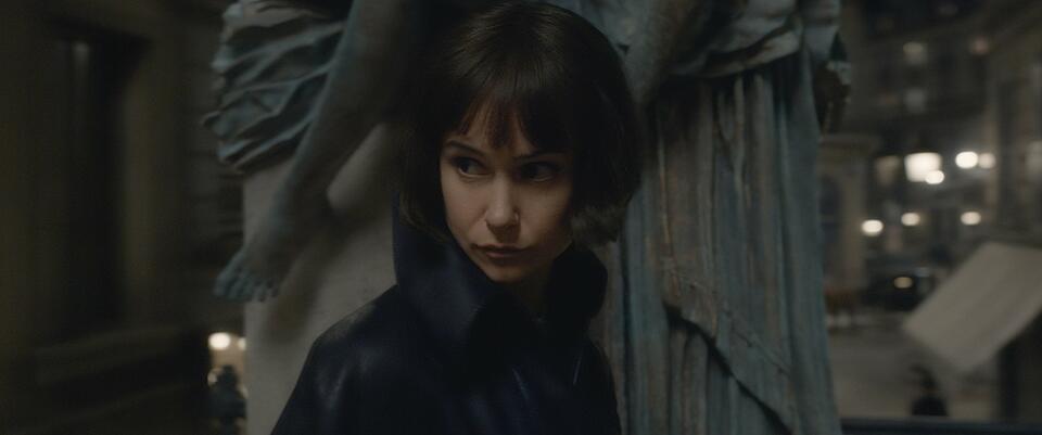 Phantastische Tierwesen 2: Grindelwalds Verbrechen mit Katherine Waterston